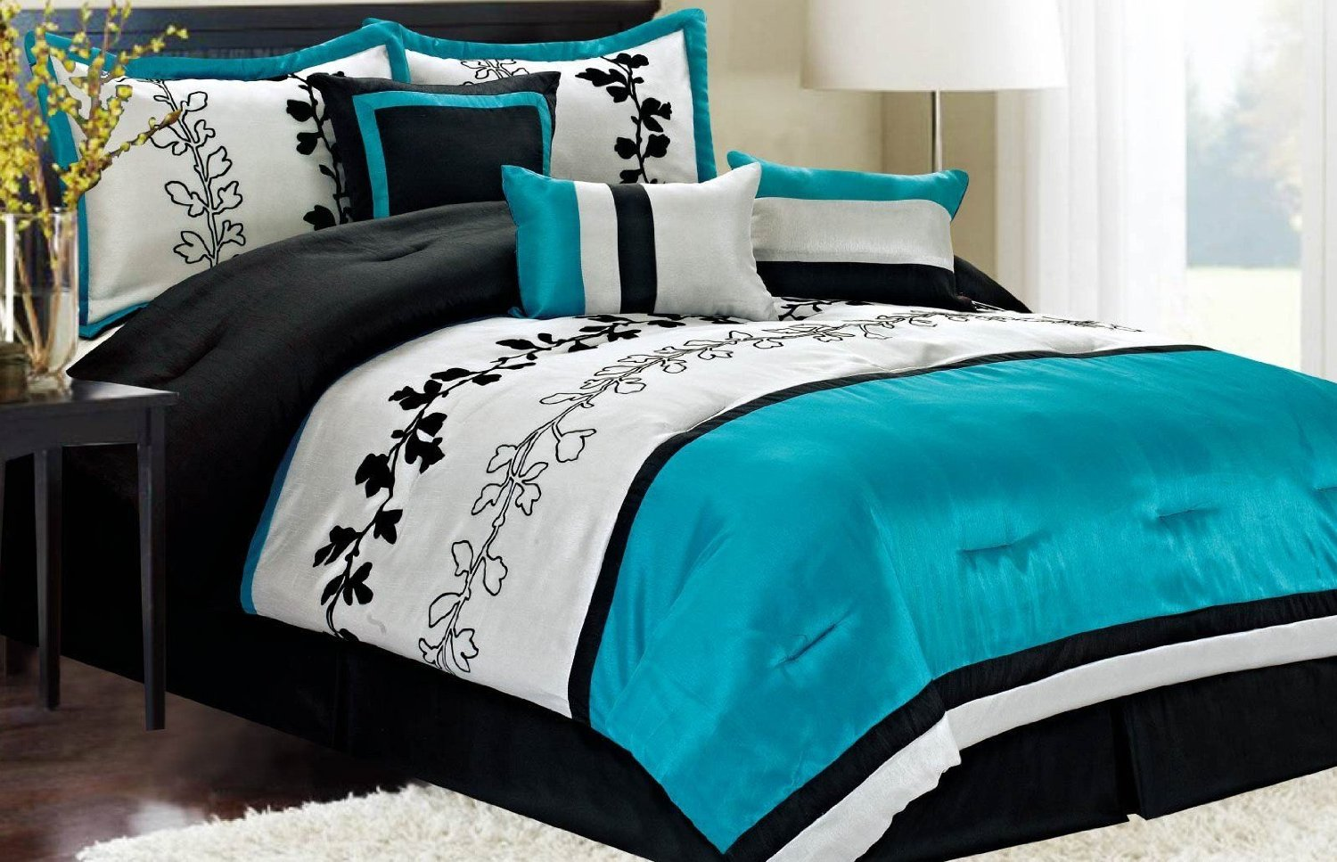 Queen Sized Bed Sheets With Cool Designs